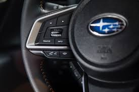 subaru crosstrek interior back 2018 subaru crosstrek review