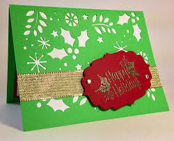 Designs Of Greeting Cards Handmade 15 Handmade Creative Christmas Cards Designs Diy