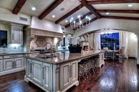 rustic meets elegant in irvine calif ceiling window and kitchens