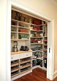Kitchen Closet Shelving Ideas Small Pantry Britva Club