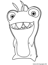 slugterra thresher buzzsaw coloring pages printable