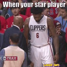 Deandre Jordan Meme - nothing frustrates coaches more than when star players can t make