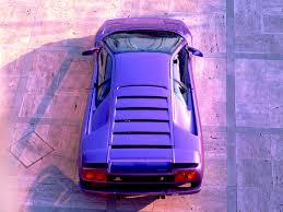 lamborghini purple 1995 lamborghini diablo se30 lamborghini supercars net