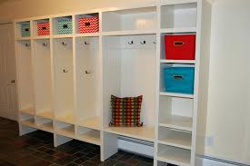 Cabinet For Printer Storage Ideas Laundry Room Locker Entryway Shoe Bench Mudroom