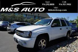 used 2006 chevrolet trailblazer for sale pricing u0026 features