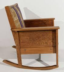 craftsman style rocking chair ideas home u0026 interior design