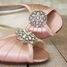 wedding shoes etsy wedding shoes pink wedge bridal shoes light pink shoes