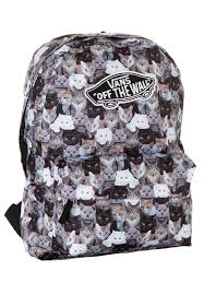 vans vans x aspca realm cats backpack impericon com worldwide