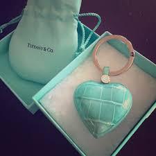 key rings tiffany images Tiffany co jewelry tiffany co croc heart key ring in tiffany jpg