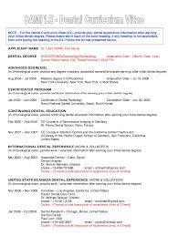 dental resume cv http resumesdesign com dental resume cv