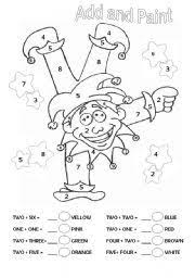 carnival costumes carnival vocabulary worksheet pinterest