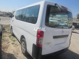 nissan urvan 2016 new nissan urvan 2016 2 4 cc qr 74000 qatar living