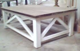 White Wash Coffee Table - whitewash furniture indoor teak furniture recycled teak furniture