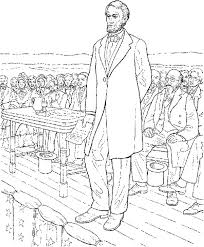 lincoln memorial coloring page abraham lincoln coloring pages