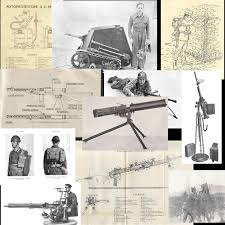 military manuals italian machine guns and small weapons wwi wwii