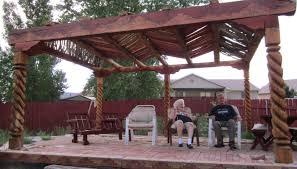 patio u0026 pergola build a pergola for a deck or patio amazing
