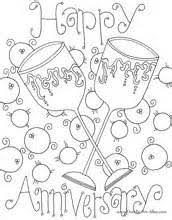 anniversary coloring pages pictures printable coloring