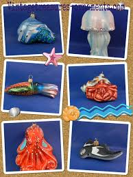 www vintagetreasures ornaments com ocean life ornaments made of