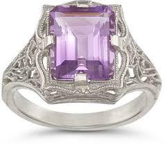 amethyst rings poe images 92 best filigree ring images by rebecca lehman jpg