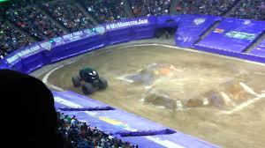 denver monster truck show doomsday freestyle at monster jam youtube