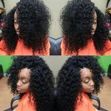no part weave hairstyles hair for days quick weave with invisible part no leave out