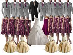 sangria bridesmaid dresses burgundy and plum wedding search wedding stuff