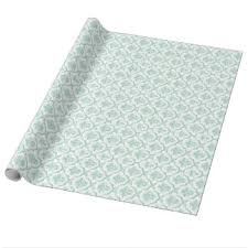 mint wrapping paper mint wrapping paper zazzle co uk