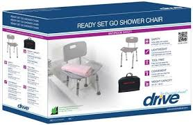 bath bench with carry bag by drive medical csa medical supply