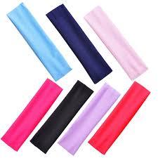 elastic headbands elastic fitness headbands get fit n lean