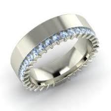 Aquamarine Wedding Rings by Aquamarine Rings For Women March Birthstone Rings Diamondere