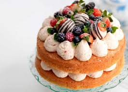 recipe elizabeth sponge cake sainsbury u0027s