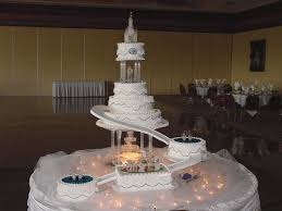 wedding cakes with fountains ideas wedding cakes with fountains and stairs icets info