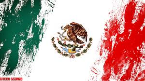 Mexico Flags Speed Art Mexican Flag Manipulation Youtube