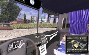 mod car game euro truck simulator 2 euro truck simulator 2 bus bus stop mod v1 youtube