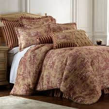 buy burgundy king comforter sets from bed bath beyond