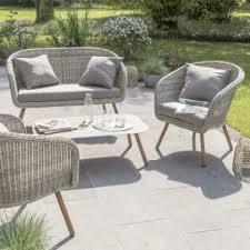 canapé jardin salon bas de jardin canapé fauteuil bas salon de détente au