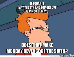 Star Wars Day Meme - happy star wars day everybody by feeney1991 meme center