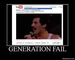 Freddie Mercury Meme - generation fail freddie mercury know your meme