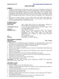 Free Sample Resume For Software Engineer C Developer Sample Resumes Cv Unix C Programming Language