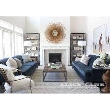 Gray Blue Living Room Denim Blue And Grey Living Room Grey Living Rooms Blue And And