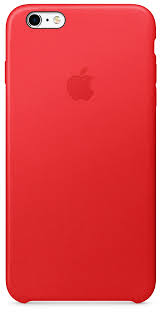 iphone 6s plus leather case product red apple