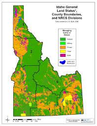 Usda Zone Map Idaho Maps Page 1 Nrcs Idaho