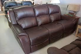 laz boy reclining sofa la z boy chocolate microfiber reclining sofa catosfera net