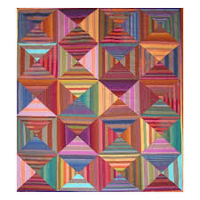 kaffe fasset optical squares 36 5 u2033 x 47 u2033 by rebecca at