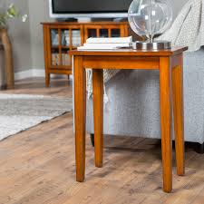 Oak Accent Table Table Fascinating Round Oak End Table Tables For High Definition