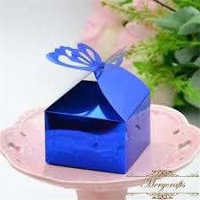 Wedding Candy Boxes Wholesale Mix Color