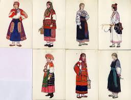 traditional russian clothing traditional clothing of the world