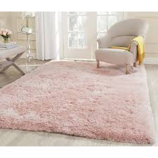 Baby Area Rugs For Nursery Indulge In The Deep Plush Texture Of Artic Shag From Safavieh A