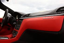 maserati granturismo red interior 2016 maserati granturismo review carrrs auto portal