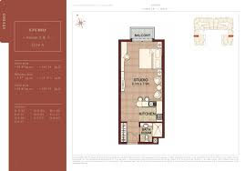 ansam floorplans yas island abu dhabi